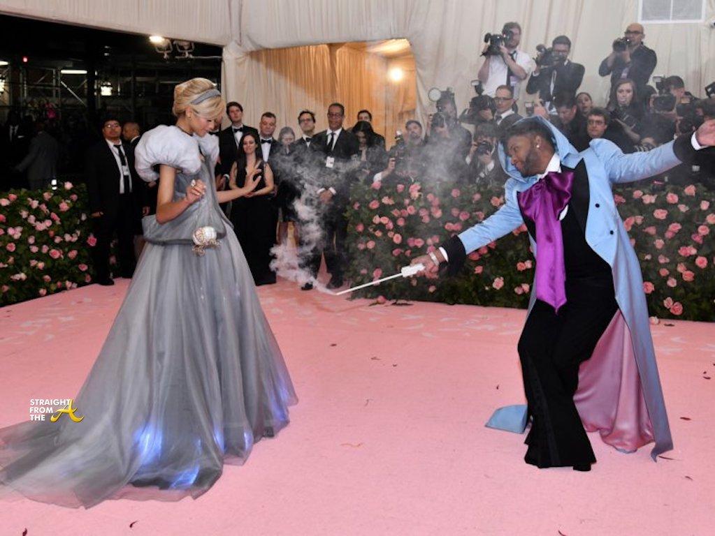Nailed It Zendaya Had A Real Life Cinderella Moment On