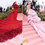 Cardi B. TOTALLY Upstaged Nicki Minaj At the 2019 MET Gala… (PHOTOS) #METBall2019