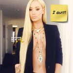 "Iggy Azalea ""QUITS"" Social Media After Nude Photos Leak + Photographer Responds…"