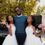 CELEBRITY KIDS: Combs Twins Celebrate 8th Grade Graduation… (PHOTOS + VIDEO)