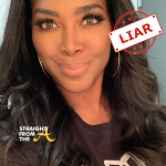 "Where's The Lie? Kenya Moore Calls $150k Tax Lien a ""LIE"" (Receipts Say Otherwise)… VIDEO #RHOA"