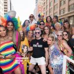 #RHOA Nene Leakes, Cynthia Bailey, Eva Marcille & More Celebrate #Pride2019 on Bravo Float… (PHOTOS)