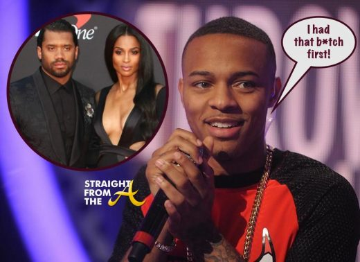 OPEN POST: Bow Wow Upset That Ciara is Moved On Without Him? Rapper Brags He 'Hit It First'…  (VIDEO)
