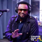 Singer Carl Thomas Undergoes Surgery To Remove Tumor From Throat…