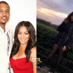 """BUSTED?!?! Carmelo Anthony Caught Lying About """"Mystery"""" Woman's Marital Status… (PHOTOS)"""