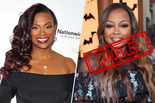 Kandi Burruss Responds to Phaedra Parks Shade: 'She's Canceled…' (VIDEO)