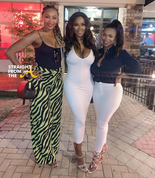 "OPEN POST: Who is #RHOA Kenya Moore Accusing of ""Backstabbing"" ?? (VIDEO)"
