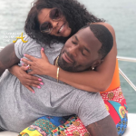 Boo'd Up: Taraji P. Henson And Fiancé Kelvin Hayden Hint At Possible Wedding Date… (PHOTOS)