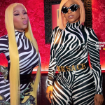 Trina Address Nicki Minaj Drama! Blasts A&R for 'Bad Business' & Speaking Out of Turn… (VIDEO)