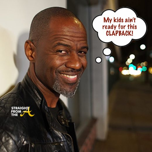 MESSSY!!! Singer Brian McKnight RESPONDS to Claims He's A Deadbeat Dad… (VIDEO)