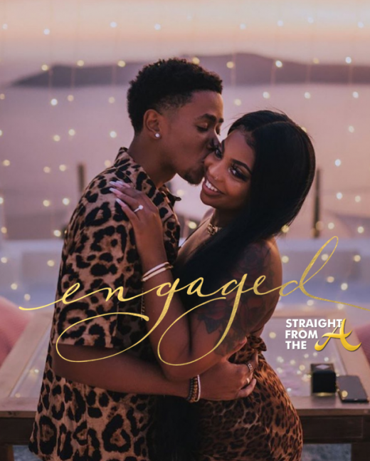 TRENDING TOPICS: YouTube Stars #DK4L (De'arra & Ken) Are Engaged!!! (VIDEO)