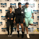 "QUICK QUOTES: Fantasia Says Women Should ""FALL BACK"" & Let Their Man Lead… (VIDEO)"
