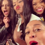Tracee Ellis Ross Reunites With 'GIRLFRIENDS' Cast For 'Black-ish' Episode (VIDEO)