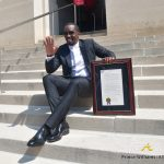 Sean 'Diddy' Combs Honored by Georgia Entertainment Caucus With State Resolution… (PHOTOS)