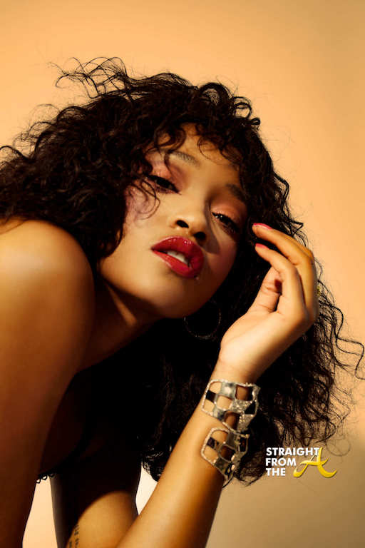 Keke Palmer Poses For Playboy… (PHOTOS + VIDEO)