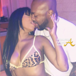 Boo'd Up: #RHOA Porsha Williams and Dennis McKinney Party Poolside in Vegas… (PHOTOS + VIDEO)