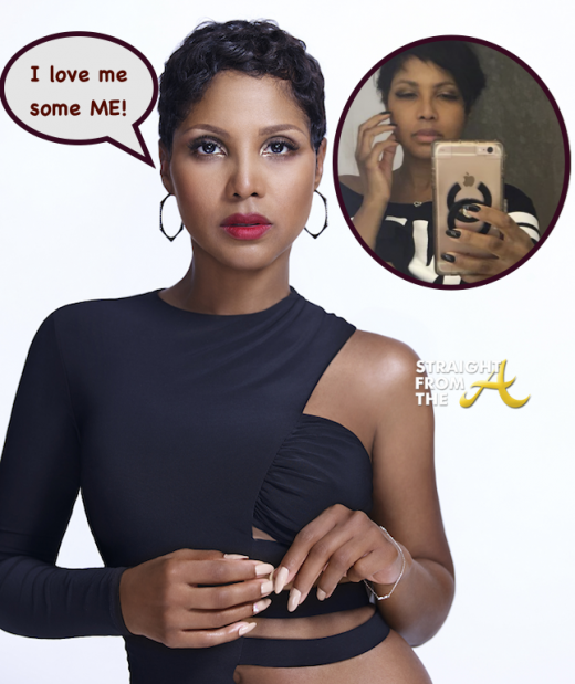 OPEN POST: Toni Braxton Wants You To See Her Hysterectomy Scars… (PHOTOS)