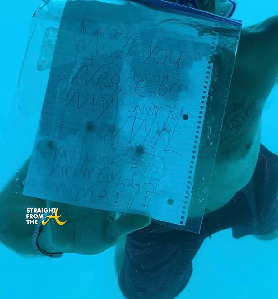 Weber Underwater Proposal 2019
