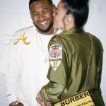 Usher Raymond Caught Lip-Locked With New Bae, Mystery Lady Revealed as Jennifer Goicoechea… (PHOTOS)
