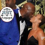 OFF THE MARKET: Lamar Odom Proposes to Sabrina Parr in Miami… (PHOTOS)