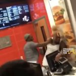 OPEN POST: Fast Food Employees STRIKE BACK After Disgruntled Customer Jumps Counter… (VIDEO)