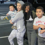 QUICK QUOTES: Keyshia Cole Praises Mom Frankie Lons For Seeking Rehab…