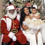 #RHOA Porsha Williams Family Holiday Pics featuring Pilar Jhena & Dennis McKinley… (PHOTOS)
