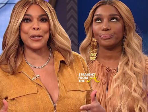 WHO SAID THAT?!? #RHOA Nene Leakes Says Wendy Williams Violated Girl Code + Addresses 'BIG SECRET'… (VIDEO)