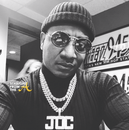 Yung Joc Trolls The Internet By Pretending to Drive For Rideshare App… (VIDEO)