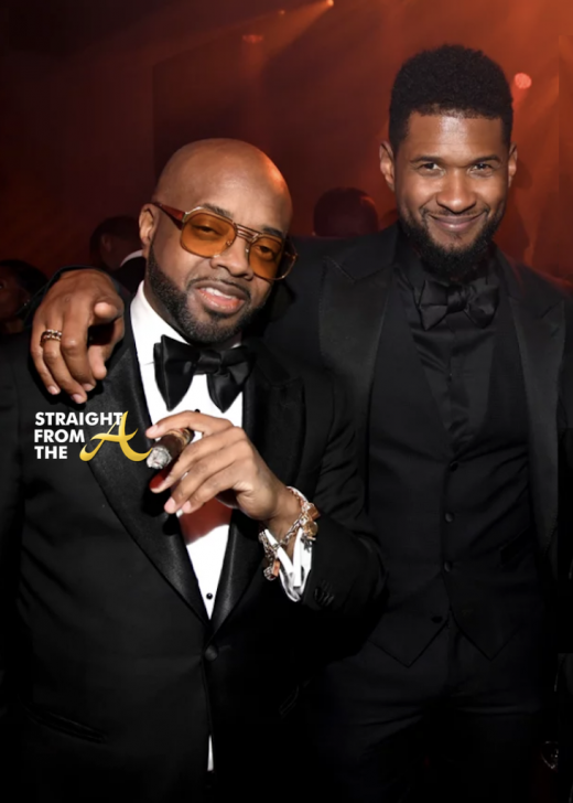 RUMOR CONTROL: Jermaine Dupri Says Usher's #Confessions3 is NOT About Herpes…