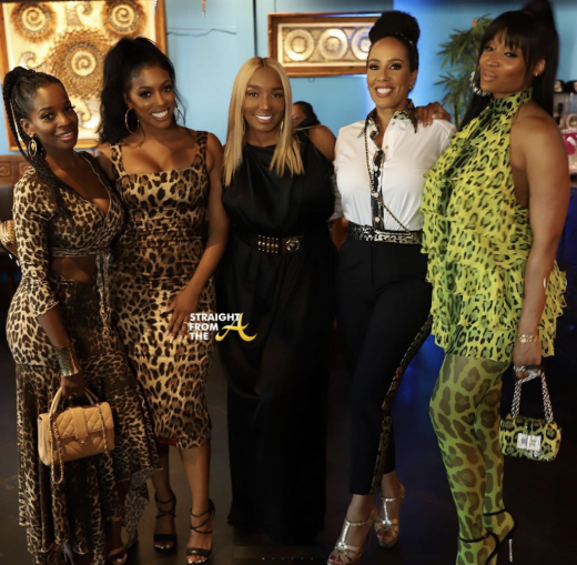5 Things Revealed on #RHOA Season 12, Episode 14 | Lions and Tigers and Shade + Watch Full Video…