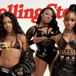 SZA, Normani, Megan Thee Stallion Cover ROLLING STONE & One of Them Isn't Happy About It… (PHOTOS)