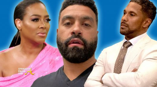 EXCLUSIVE! Apollo Nida On #RHOA Kenya Moore's Husband Marc Daly: 'He's a D*ck!'… (VIDEO)