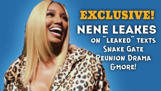 EXCLUSIVE | Nene Leakes CALLS IN to discuss SnakeGate, Season 12 Virtual Reunion Drama & More