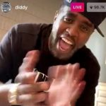 "Diddy Hosts Online 'Dance-A-Thon"" to Benefit Health Care Workers… (VIDEOS)"