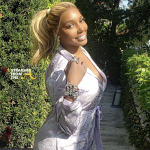 Where's Nene Leakes?!?  Former #RHOA Star Spotted Filming New E! Show in Hollywood… (PHOTOS)