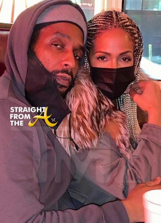 Sheree Whitfield Reunites With 'Prison Bae' (Tyrone Gilliams) After Early Release (PHOTOS)