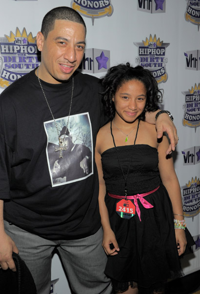 Kid Capri & Daughter