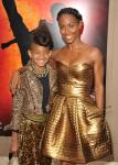 Jada & daughter Willow Smith