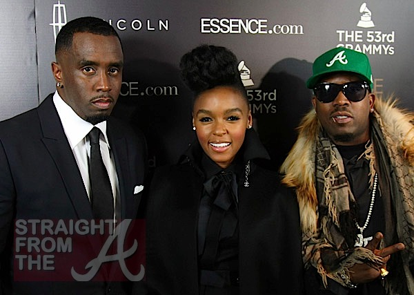 Diddy Janelle Big Boi