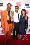 Big Sean and Parents - vibe impact 2013 straightfromthea