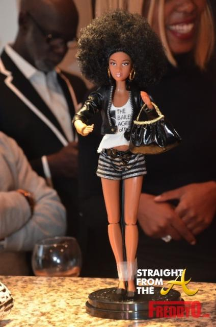Cynthia Bailey Doll 6