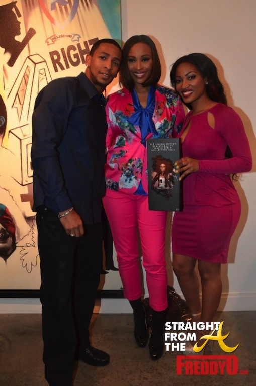 Erica Wright Cynthia Bailey