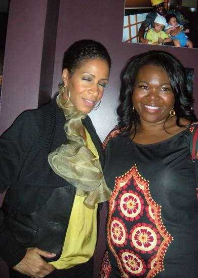 Sheree Whitfield + ATLien