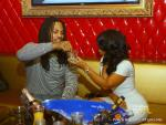 Waka and Tammy Toast