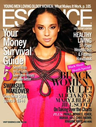 essence mag triple cover mary j blige jill scott and alicia keys. Black Bedroom Furniture Sets. Home Design Ideas