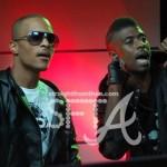 """Quick Flix ~ """"Ain't I"""" Video Shoot ~ Yung LA feat. T.I. & Young Dro"""