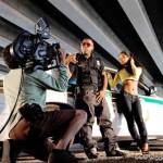 """Quick Flix ~ """"Mrs. Officer"""" Video Shoot"""