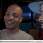 Tip's No Twit + Young Dro (and Fantasia) at the Crib