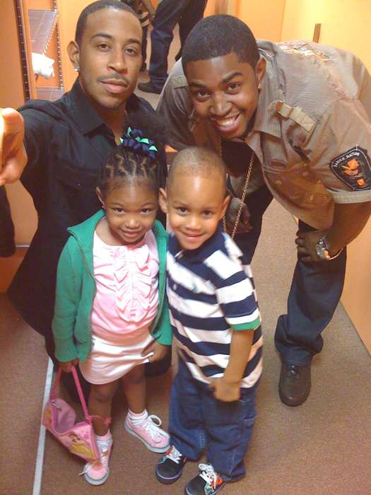 Ludacris, Scrappy & Kids